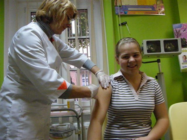 Świebodzice chronią zdrowie nastolatek – ZOBACZ ZDJĘCIA
