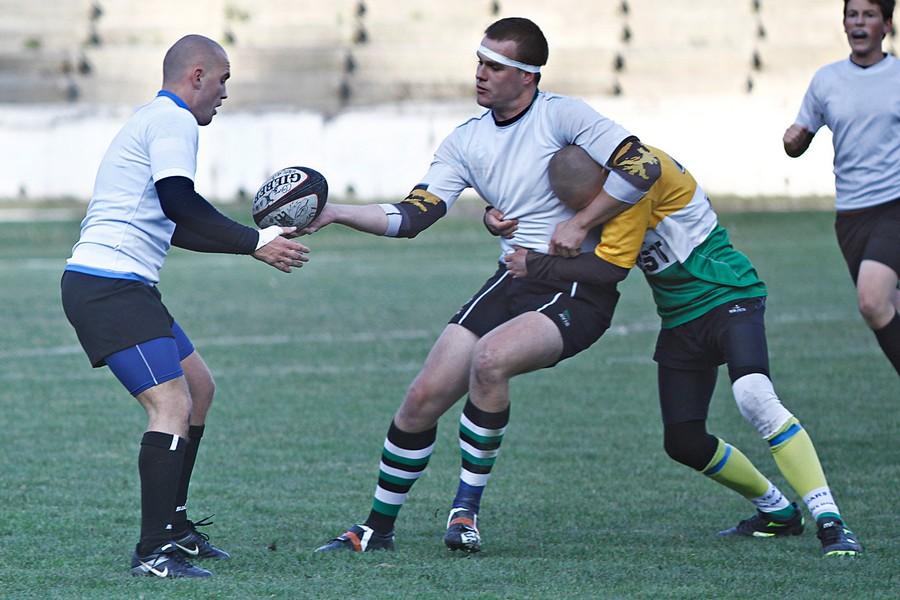 Rugby opanowało Wałbrzych