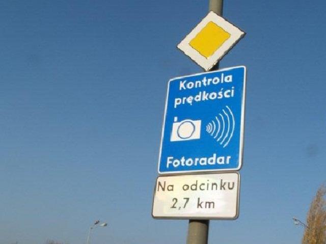 Mapa fotoradarów w Wałbrzychu!