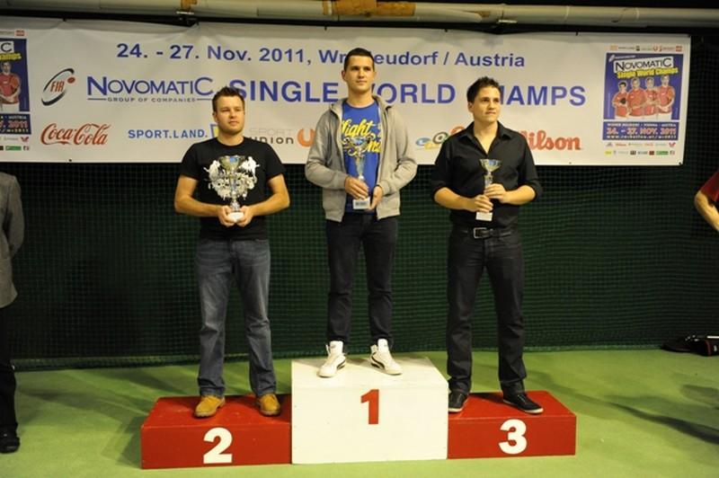 Nasz Krystian mistrzem świata