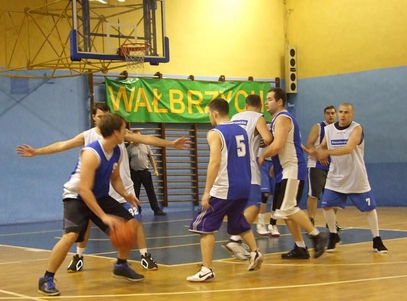 Grali koszykarscy amatorzy