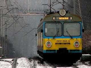 W weekend zmienia się rozkład jazdy na kolei
