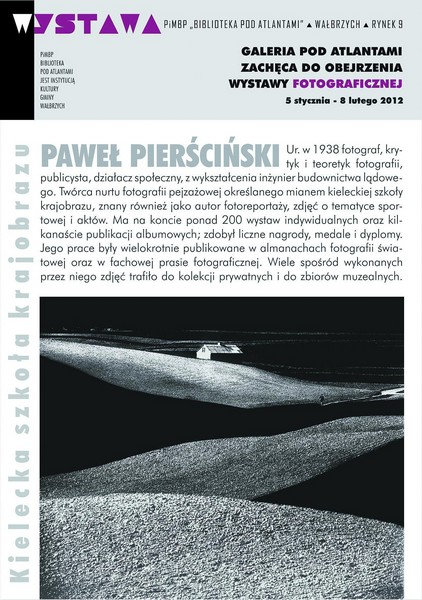 """""""Kielecka szkoła krajobrazu"""" – Pawła Pierścińskiego"""