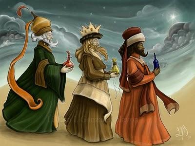 Z odwagą Trzech Mędrców