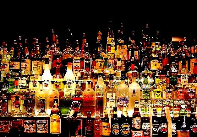 Amatorzy drogich alkoholi