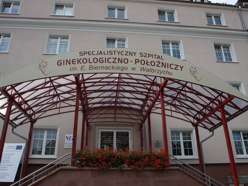 Nowy oddział w szpitalu
