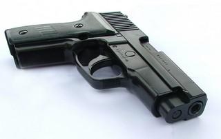 3 x nielegalne: broń, tytoń i alkohol
