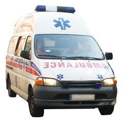 Lekarz i policjanci pomylili samobójczynię z manekinem