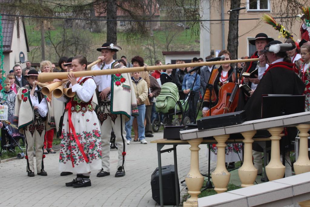 Wyróżnieni na Festiwalu Folkloru Ziem Górskich