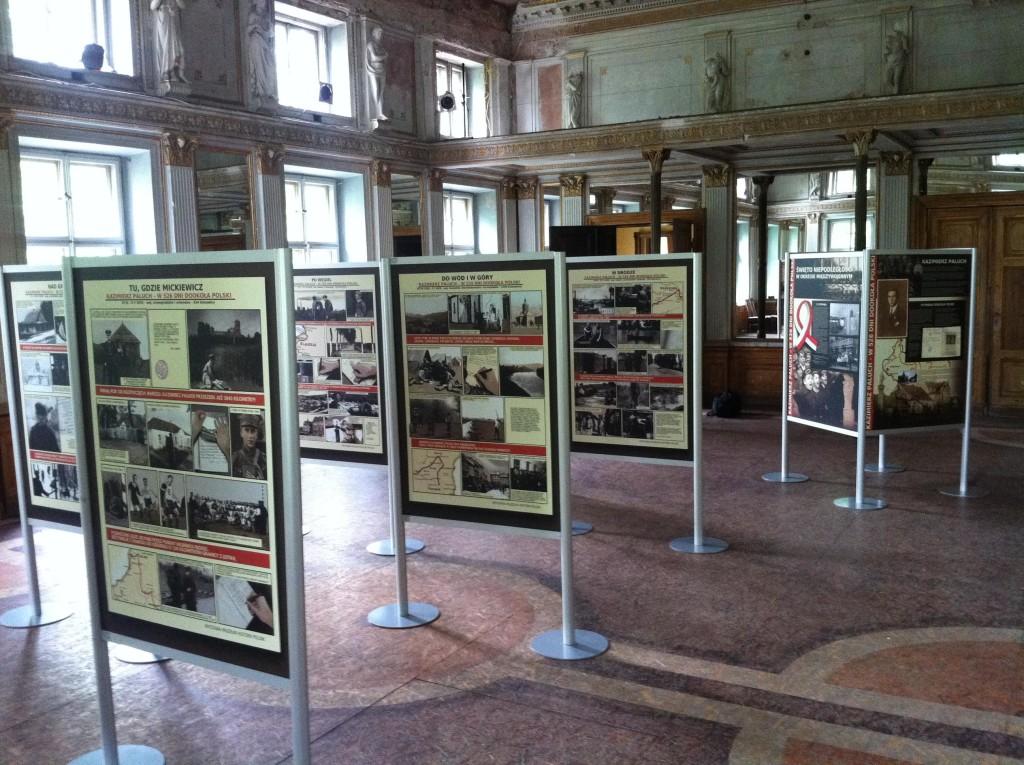 Niezwykła wystawa w Jedlinie-Zdroju