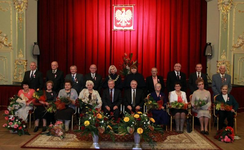 Diamentowe i złote gody w Szczawnie-Zdroju