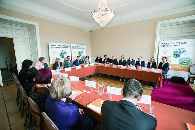 Niemieccy inwestorzy w Książu