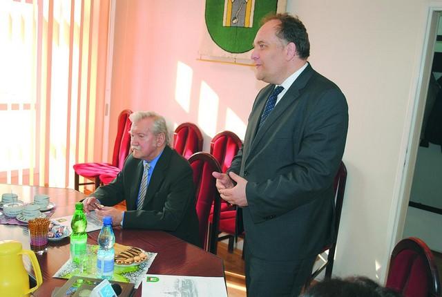 Województwo inwestuje w Szczawno