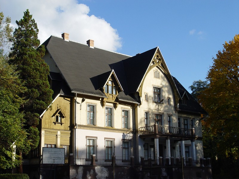 Dom podarowany