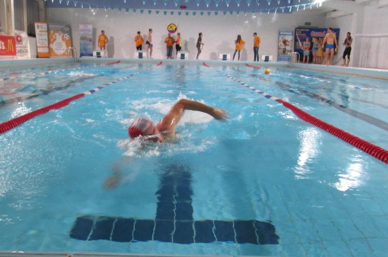 Na basenie o mistrzostwo