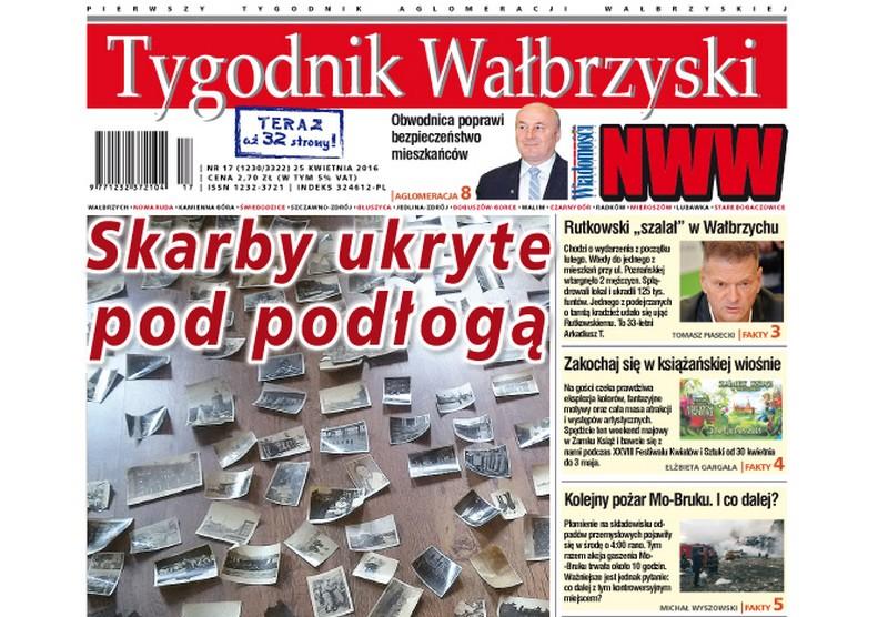 Nowy numer Tygodnika Wałbrzyskiego już w kioskach