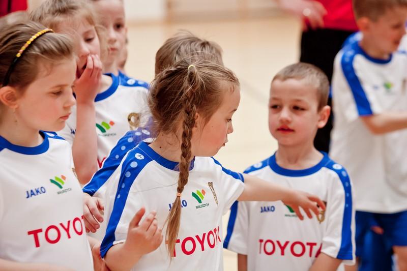 Toyota cała dla dzieci