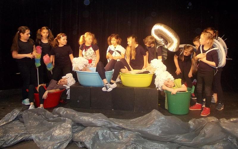 Trele Morele na Teatrałkach