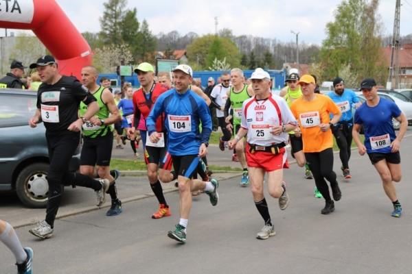 Prawie setka na półmaratonie