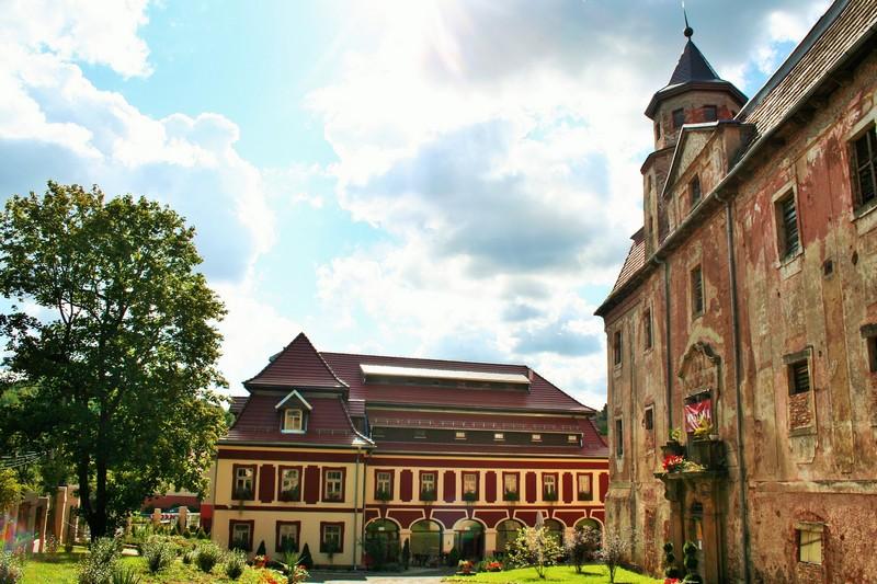 Inscenizacja Chrztu Polski w Strudze