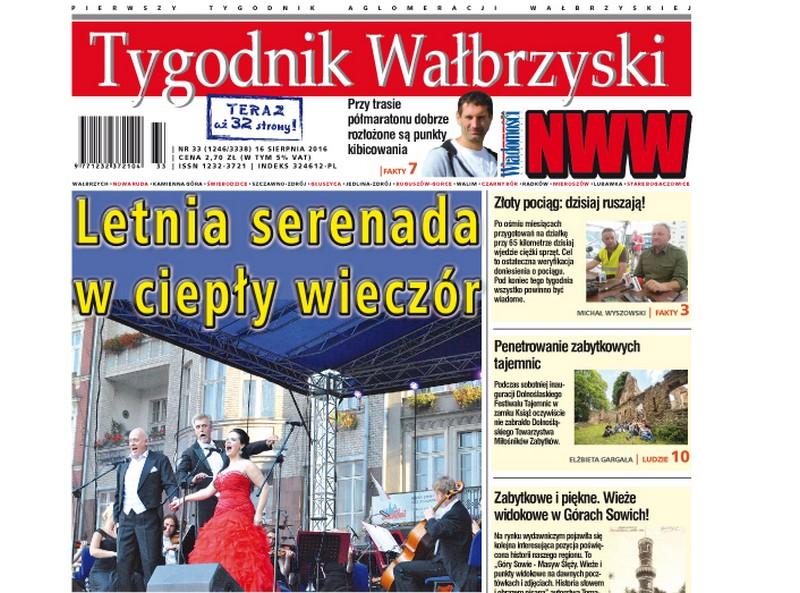 Już jest nowy numer Tygodnika Wałbrzyskiego