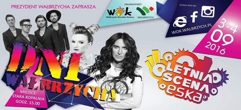 Zarezerwuj weekend na Dni Wałbrzycha