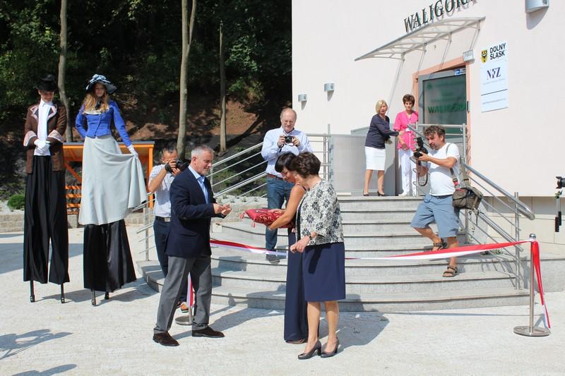 Waligóra w Sokołowsku oficjalnie otwarty