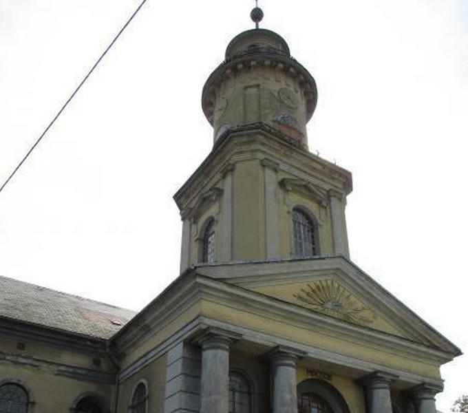 Turyści wejdą na wieżę kościoła w Głuszycy