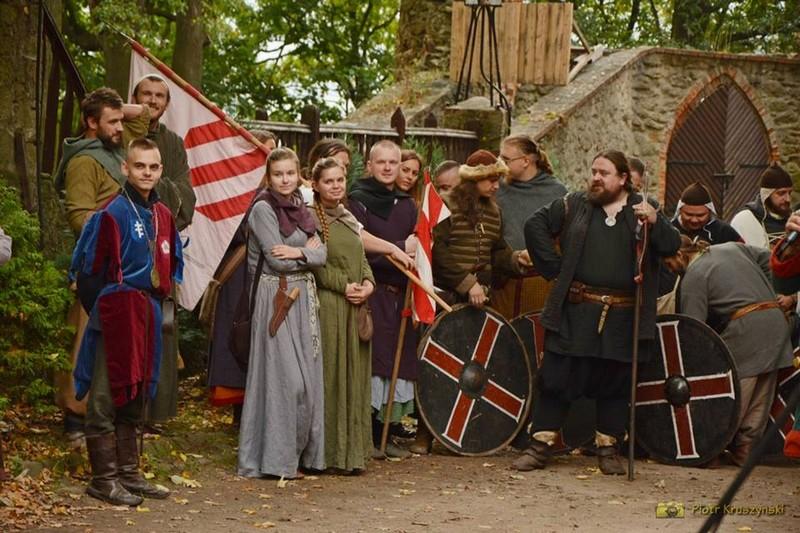 Wojowie najechali Grodno