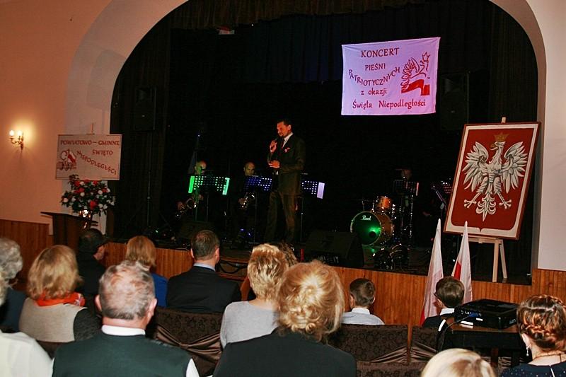 Powiatowo-gminne świętowanie 11 listopada