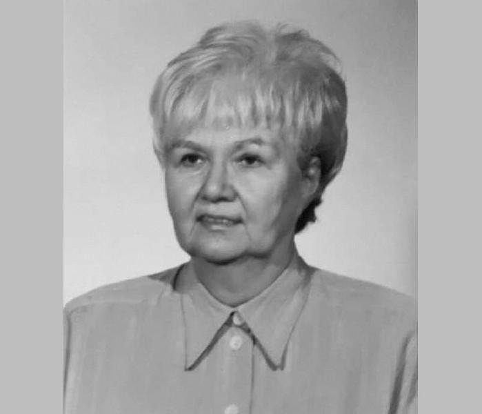 Zmarła Barbara Starczukowska