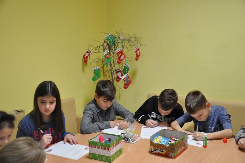 Napisali list do Świętego Mikołaja