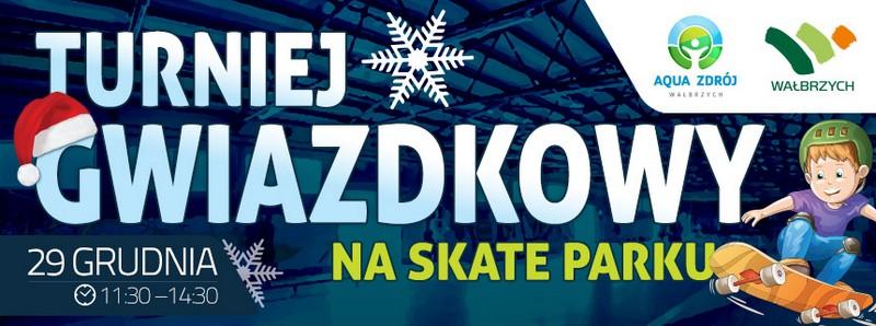 Dzieciaki ruszcie się do skateparku!