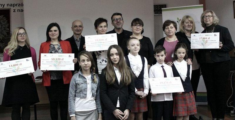 Nagrodzili pięć projektów