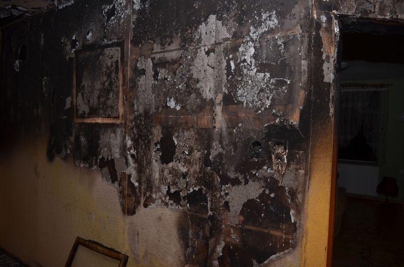 Podpalił pokój, usłyszał zarzut zabójstwa