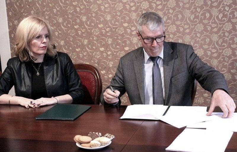 Podpisali porozumienie