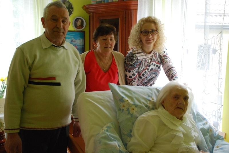 Skończyła 99 lat. Gratulujemy!
