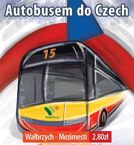 Autobusem miejskim do Czech
