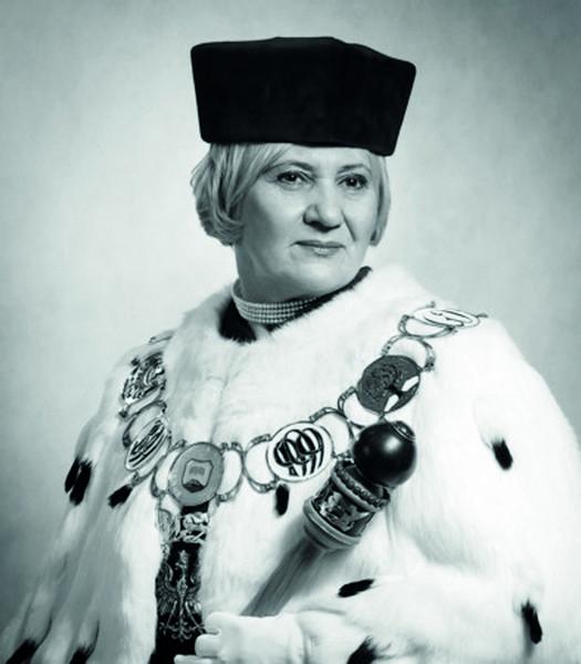 Zmarła prof. Elżbieta Lonc