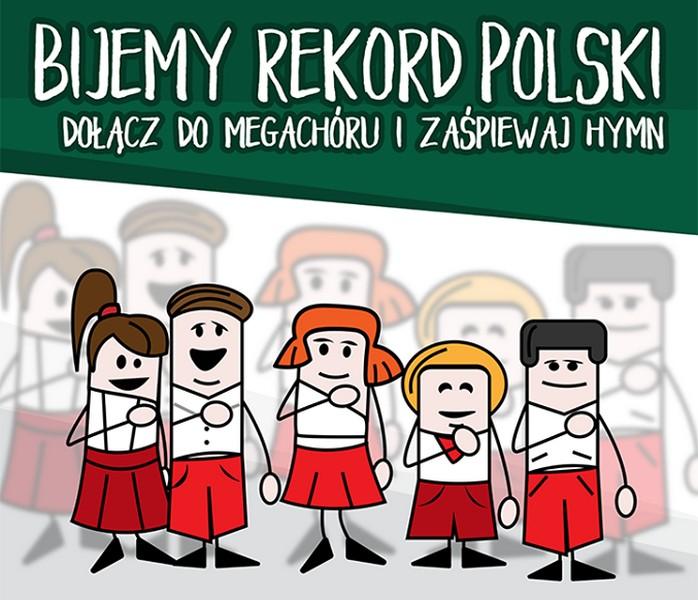 Chcą pobić rekord Polski