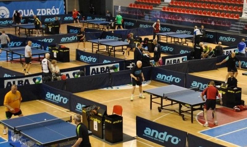 Trzy duże turnieje w Aqua-Zdroju
