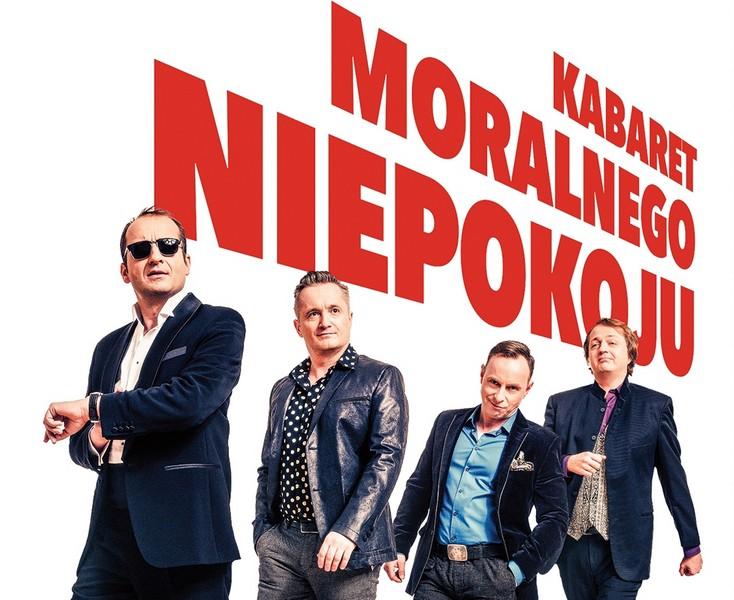 Jeszcze możesz wygrać bilety na Kabaret Moralnego Niepokoju!