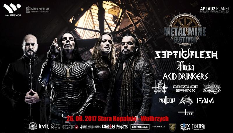 Gratka dla fanów muzyki metalowej