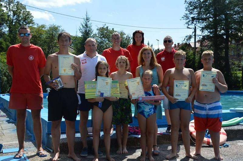Poznaliśmy najlepszych pływaków
