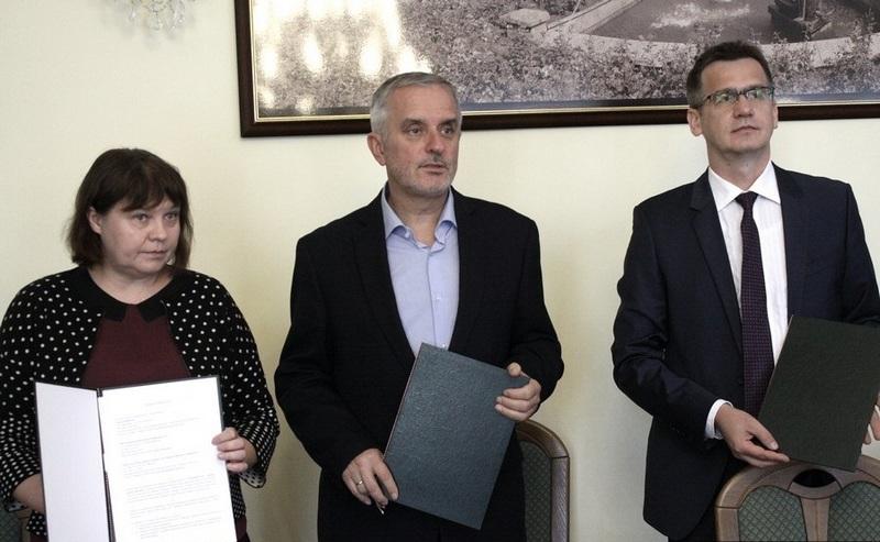 Podpisali ważną umowę