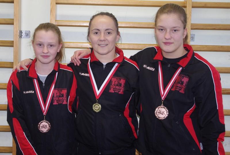 Z Niemiec z kompletem medali