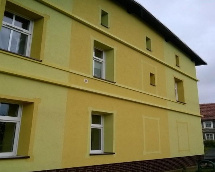 Budynek jak nowy