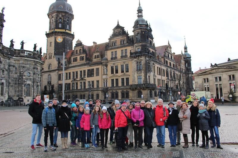 Jedź na jarmark adwentowy w Dreźnie