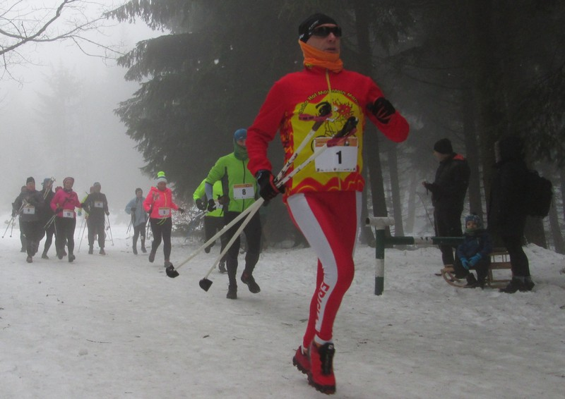 Wokół Waligóry na nartach i z kijkami