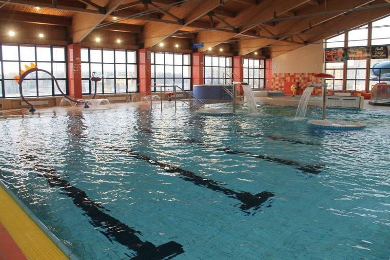 Pływalnia startuje po liftingu